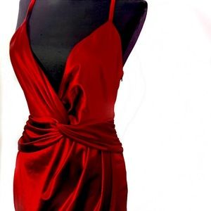 Laura's Boutique Red Dress